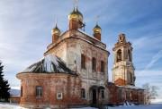 Церковь Воскресения Христова - Яковцево - Борисоглебский район - Ярославская область