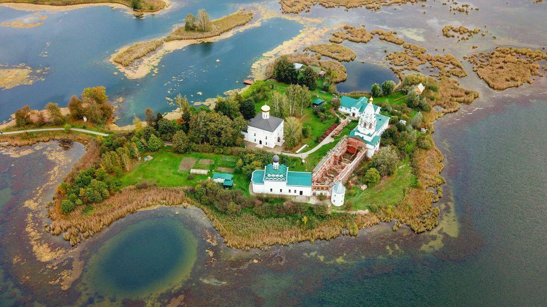 Островоезерский Троицкий монастырь, Ворсма
