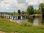 Островоезерский Троицкий монастырь - Ворсма - Павловский район - Нижегородская область