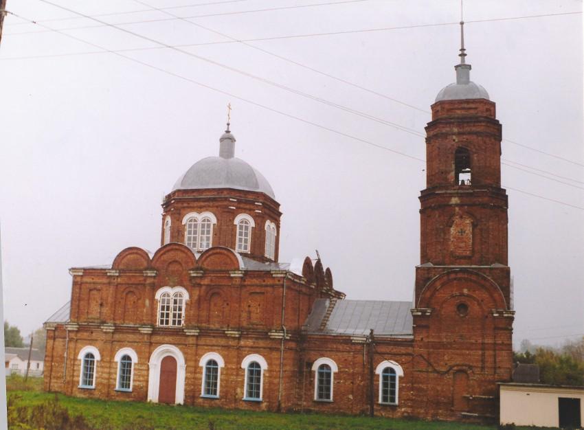 Церковь Бориса и Глеба, Корневое