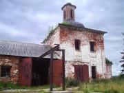 Погост Еленга. Николая Чудотворца, церковь