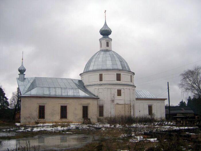 Церковь Спаса Нерукотворного Образа, Есиплево