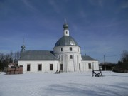 Церковь Спаса Нерукотворного Образа - Есиплево - Заволжский район - Ивановская область