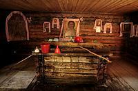 Благовещения Пресвятой Богородицы Никандрова пустынь - Никандрова пустынь - Порховский район - Псковская область