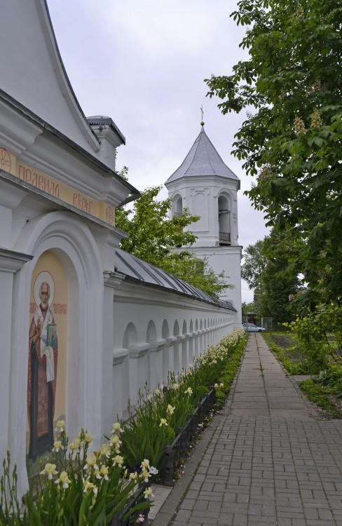 Беларусь, Могилёвская область, Могилёв, город, Могилёв. Никольский монастырь, фотография. художественные фотографии