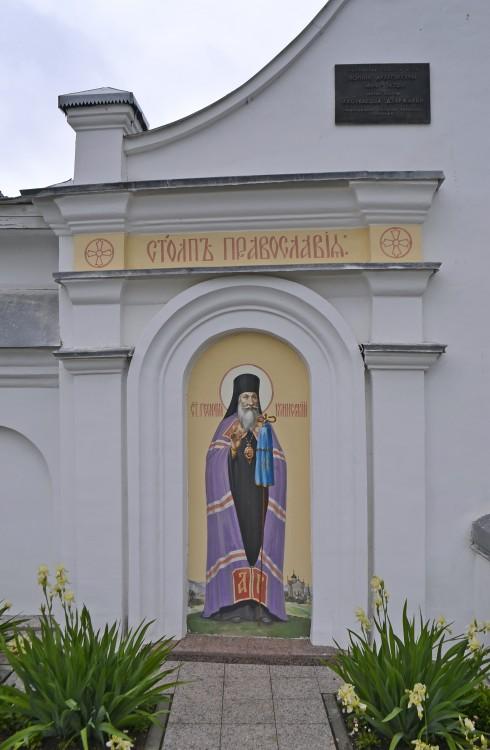 Беларусь, Могилёвская область, Могилёв, город, Могилёв. Никольский монастырь, фотография. фасады