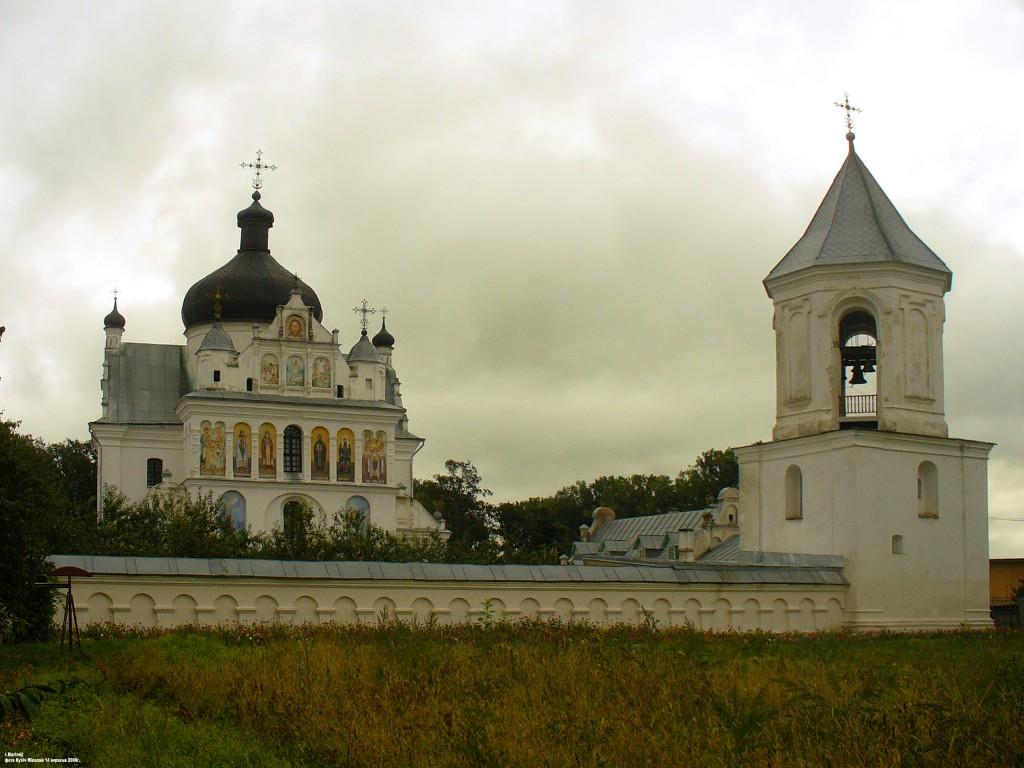 Беларусь, Могилёвская область, Могилёв, город, Могилёв. Никольский монастырь, фотография.