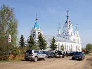 Церковь Николая Чудотворца - Новые Березники - Дальнеконстантиновский район - Нижегородская область
