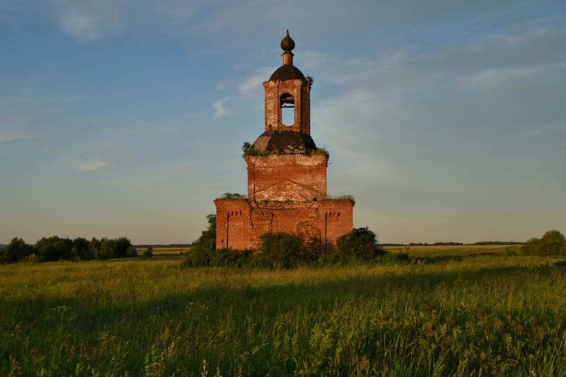 Церковь Покрова Пресвятой Богородицы, Покровка, урочище