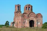 Салмановка, урочище. Михаила Архангела, церковь