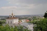 Пенза. Спасо-Преображенский мужской монастырь (городской). Церковь Спаса Преображения