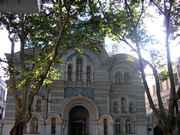 Одесса. Ильинский Одесский монастырь. Церковь Илии Пророка