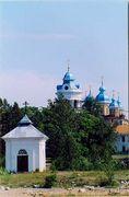 Коневец, остров. Рождества Пресвятой Богородицы Коневский монастырь. Часовня Николая Чудотворца