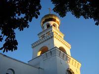 Иверский Одесский мужской монастырь. Церковь Иверской иконы Божией Матери - Одесса - Одесса, город - Украина, Одесская область