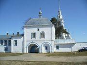Тимирязево. Николо-Тихонов Лухский монастырь. Церковь Спаса Преображения