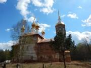 Веретьево, урочище. Смоленской иконы Божией Матери, церковь