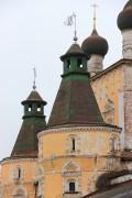 Борисоглебский монастырь. Церковь Сретения Господня - Борисоглебский - Борисоглебский район - Ярославская область