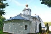 Николо-Бабаевский монастырь. Церковь Иоанна Златоуста - Некрасовское - Некрасовский район - Ярославская область