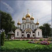 Переславль-Залесский. Никольский женский монастырь. Собор Николая Чудотворца
