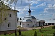 Переславль-Залесский. Феодоровский монастырь. Церковь Казанской иконы Божией Матери