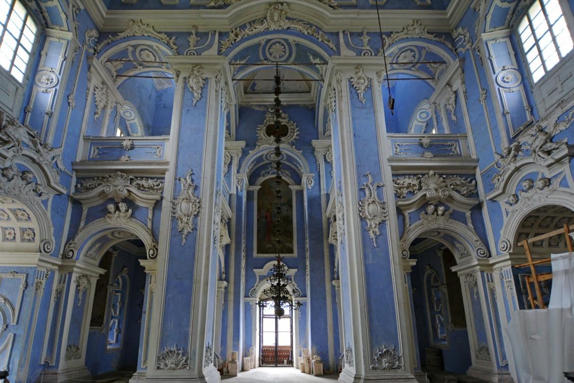 Горицкий Успенский монастырь. Собор Успения Пресвятой Богородицы, Переславль-Залесский