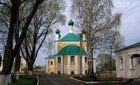 Переславль-Залесский. Никольский женский монастырь. Церковь Благовещения Пресвятой Богородицы