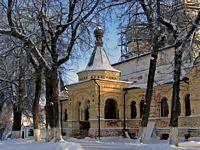 Переславль-Залесский. Феодоровский монастырь. Собор Феодора Стратилата