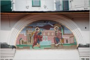 Введенский Толгский женский монастырь. Собор Введения во храм Пресвятой Богородицы - Толга - Ярославль, город - Ярославская область