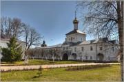Толга. Введенский Толгский женский монастырь. Церковь Николая Чудотворца