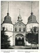 Введенский Толгский женский монастырь. Церковь Николая Чудотворца - Толга - Ярославль, город - Ярославская область