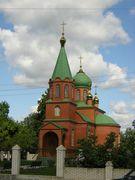 Церковь Онуфрия Великого - Высокое - Томашпольский район - Украина, Винницкая область
