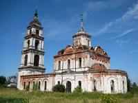 Церковь Спаса Преображения - Левашово - Ардатовский район - Нижегородская область