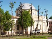 Ярославль. Казанский монастырь. Церковь Покрова Пресвятой Богородицы