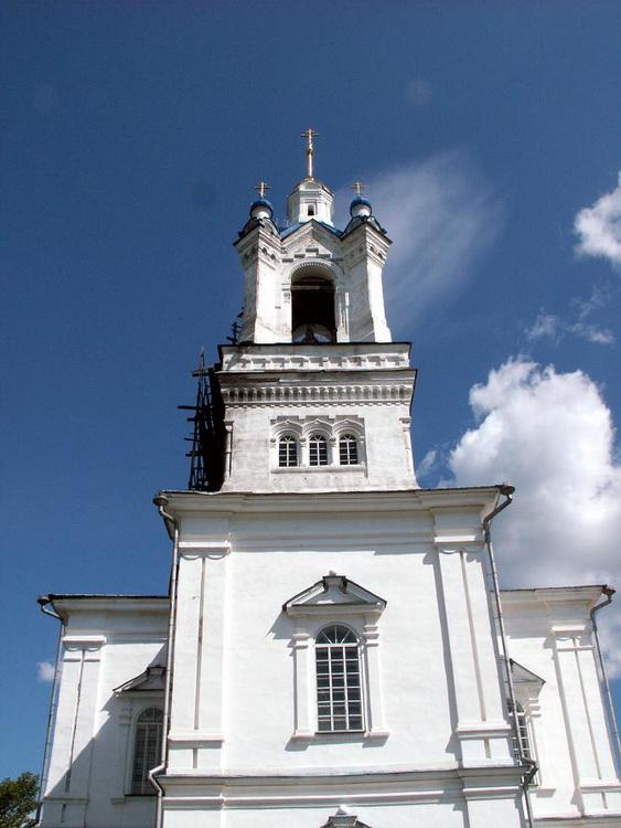 Покровский женский монастырь. Собор Покрова Пресвятой Богородицы, Камышлов