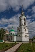Верхотурье. Николаевский мужской монастырь. Церковь Спаса Преображения