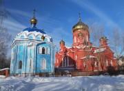Нижний Тагил. Скорбященский монастырь. Церковь иконы Божией Матери