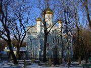 Церковь Успения Пресвятой Богородицы на Успенском кладбище - Ставрополь - Ставрополь, город - Ставропольский край