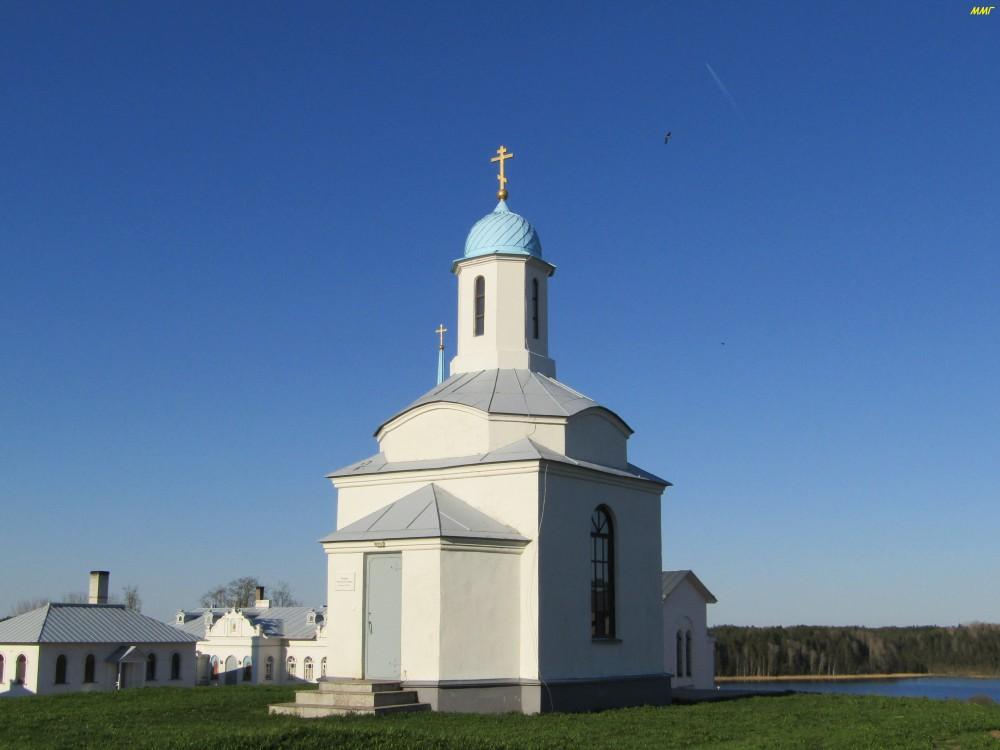 Покрово-Тервенический женский монастырь. Часовня Троицы Живоначальной, Тервеничи