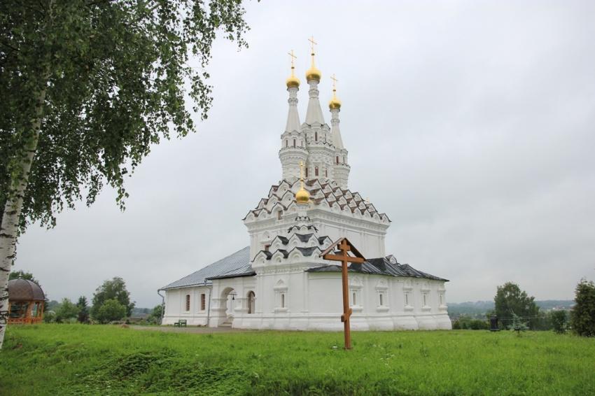 Монастырь Иоанна Предтечи. Церковь иконы Божией Матери
