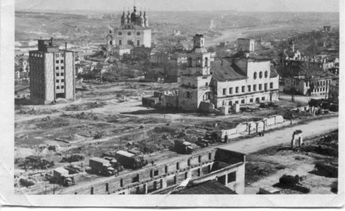 Вознесенский монастырь. Собор Вознесения Господня, Смоленск