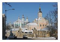 Смоленск. Троицкий монастырь. Собор Троицы Живоначальной