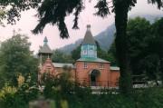 Лермонтов. Успенский Второафонский монастырь. Церковь Георгия Победоносца