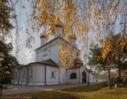 Троица. Троице-Сыпанов Пахомиево-Нерехтский женский монастырь. Собор Троицы Живоначальной