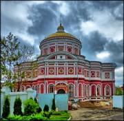 Курск. Знаменский монастырь. Церковь Воскресения Христова