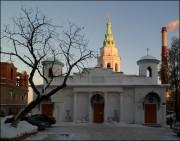 Курск. Троицкий монастырь. Собор Троицы Живоначальной