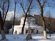Церковь Покрова Пресвятой Богородицы на Лыщиковой горе - Таганский - Центральный административный округ (ЦАО) - г. Москва