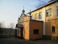 Лаврентьев монастырь. Церковь Сергия Радонежского - Калуга - Калуга, город - Калужская область