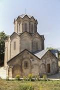 Кацхский Спасо-Вознесенский монастырь. Церковь Рождества Христова - Кацхи - Имеретия - Грузия