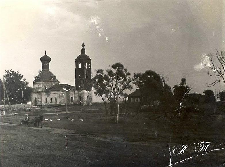 Церковь Спаса Нерукотворного Образа, Даратники