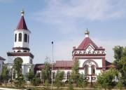 Чирчик (Троицкое). Троице-Георгиевский Чирчикский мужской монастырь. Церковь Георгия Победоносца